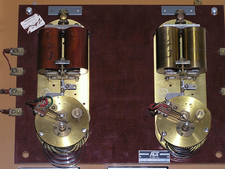 ADT Alarm Transmitters