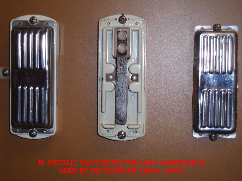 AKA Harmonica Heat Detector