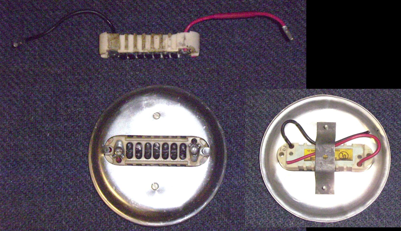 Reichel Automatic Fire Detector